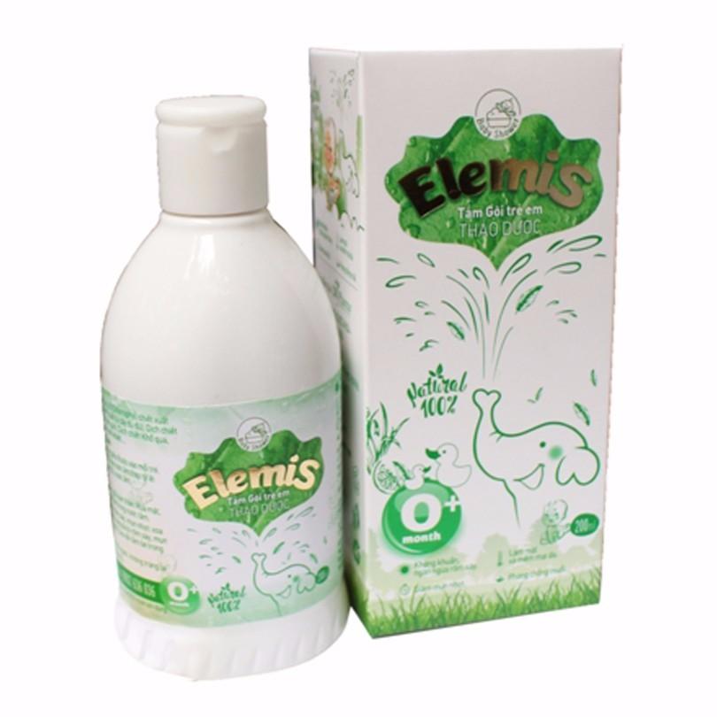 sữa tắm thảo dược cho trẻ sơ sinh tốt nhất
